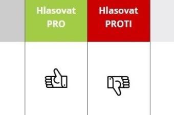 26. 11. budeme znát výsledky hlasování!