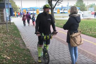 Reportáž: BI-ZON (Bicykle zone)