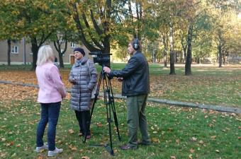 Reportáž: Dětské hřiště u vozovny