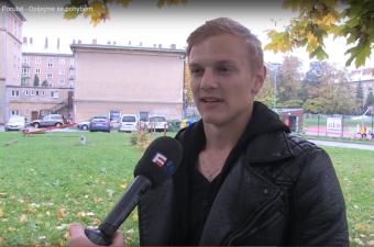 Reportáž: Opíjejme se pohybem