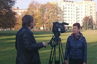 Reportáž: Psí hřiště